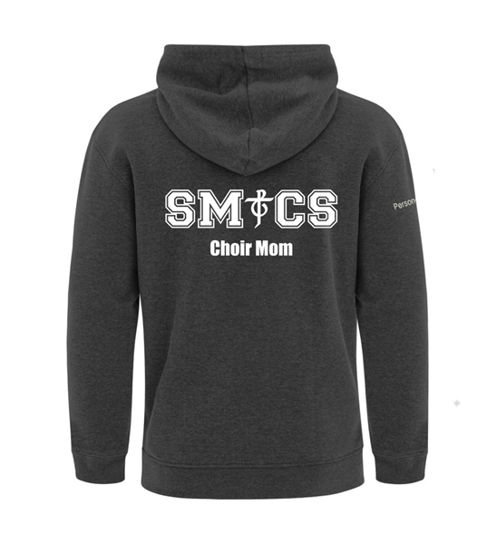 Picture of Choir Mom Full Zip Hooded Sweatshirt